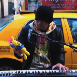 Jimmy Kimmel Sent Jay Chou To Play The Keyboard And Sing On Hollywood Boulevard, And Here's The Result