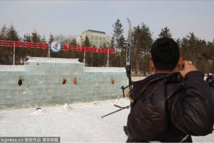 Jilin chickens as targets 2