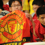Man U fans in China