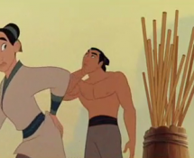Saturday Night Musical Outro: Mulan &#8211; I&#8217;ll Make A Man Out Of You