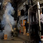 MythBusters Plays With Chinese Popcorn Maker… Or Is It A Bomb?