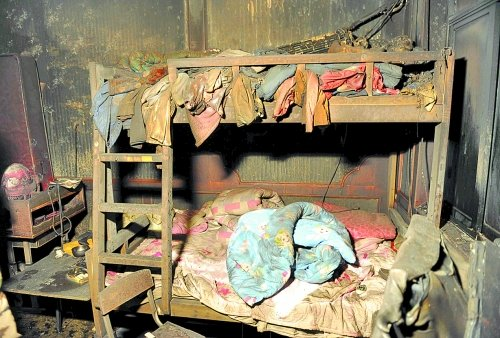 Orphanage fire kills seven