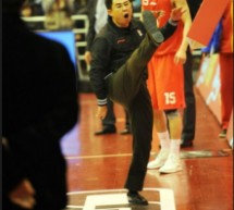 Enraged By Blown Call, Qingdao Coach Pulls Team Off Court In Waning Moments Of CBA Game [UPDATE]