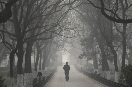 Beijing air, via Reuters