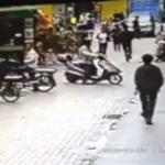 Shenzhen man with knife