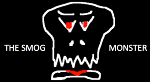 The smog monster
