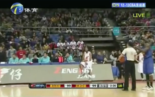 Tracy McGrady vs Tianjin