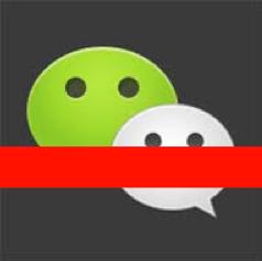 WeChat censorship