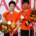 Disqualified Olympic Badminton Duo Honored By Chinese Sports Federation