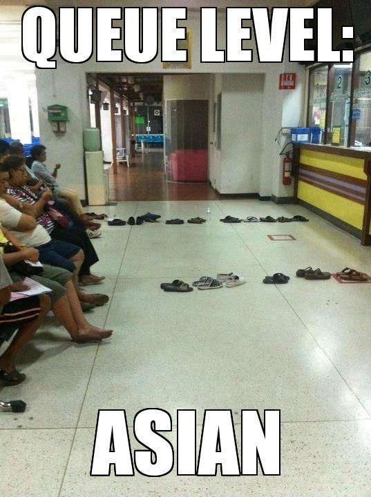 43 queue-level-asian