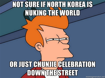 44 North Korea