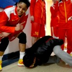 Congratulations To Maya Moore And The Shanxi Flame, 2012-13 WCBA Champions