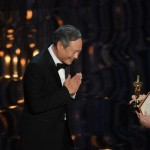 Ang Lee accepts Best Director Oscar 2013