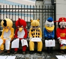 Angry Birds, Garfield, Donald Duck And Chinese God Of Wealth Say: Pay Us