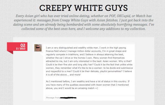 Creepy White Guys