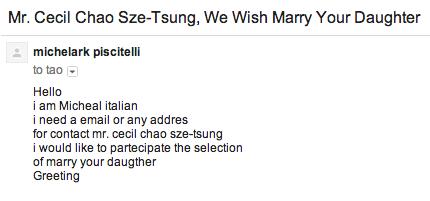 Gigi husband proposal