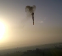 19 Dead After Hot-Air Balloon In Luxor Plummets To The Earth (Video)