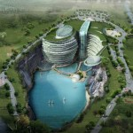 Has Construction Begun On Shanghai's Ridiculous Subterranean Luxury Hotel?