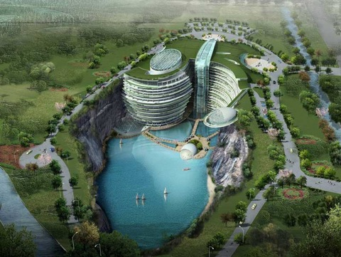 InterContinental Shimao Wonderland 2