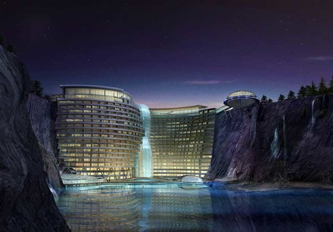 InterContinental Shimao Wonderland