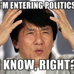 Jackie Chan And Politics: A Match Made In A Heavenly Type Of Hell