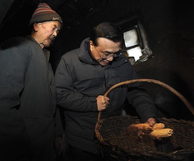 Li Keqiang visits Baotou 2