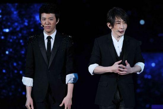 Li Yundi and Lu Chen