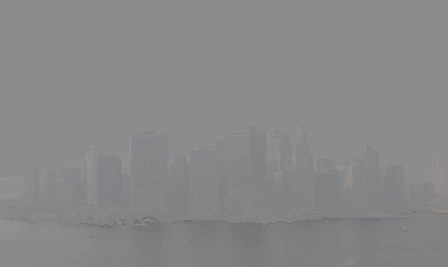 New York pollution