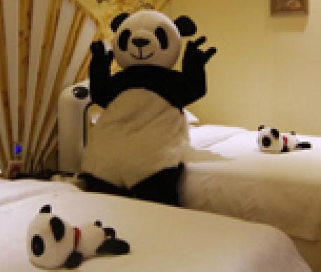 Panda hotel 2 surprise
