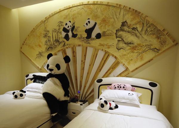 Panda hotel 3