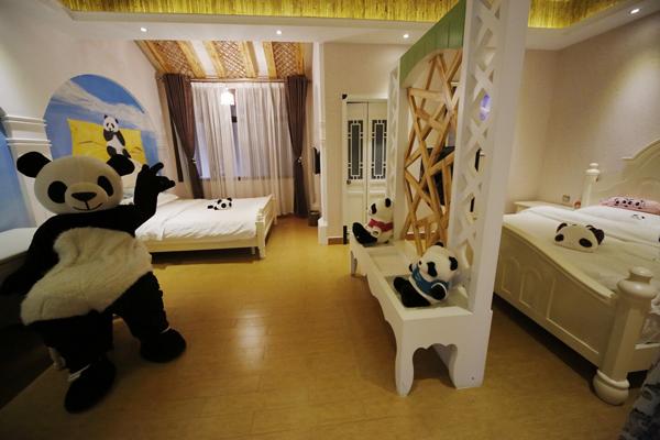 Panda hotel 4