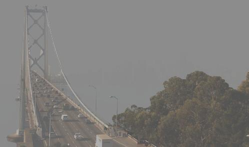 San Francisco pollution