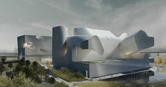 Steven Holl's Tianjin museums