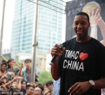 Looking Back At Tracy McGrady&#8217;s Inaugural Season In China