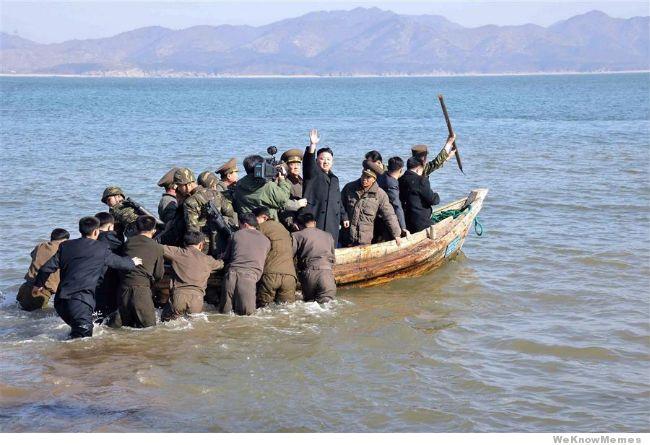 47 North Korean naval ship