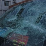 ARD German TV crew attacked by thugs