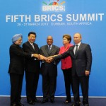 You'll Not See A More Wonderful Picture From The BRICS Summit Than This