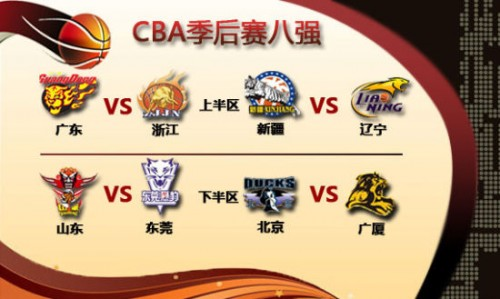 CBA Playoffs 2013
