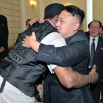 Dennis Rodman Reportedly Kicked Out Of New York Hotel For Fawning Over Kim Jong-Un
