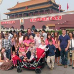 "America's Locusts Descend On China: The Duggar Family Visits For TLC Reality Show ""19 Kids And Counting"""