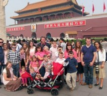 America&#8217;s Locusts Descend On China: The Duggar Family Visits For TLC Reality Show &#8220;19 Kids And Counting&#8221;