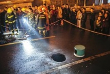 College Student Falls Into Manhole During Rainstorm In Changsha, Disappears