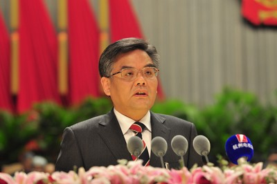 Hangzhou mayor dead of heart attack
