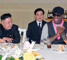 Dennis Rodman Is Now Breaking North Korean News, Albeit Accidentally