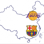 Lakers and Barcelona to China