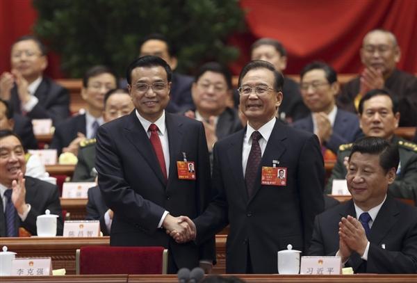 Li Keqiang new premier