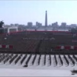 "Watch: Mass Rally In Pyongyang As Students Chant ""Death To US Imperialists"""