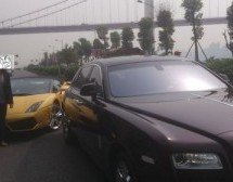 """Most Expensive Car Accident In History"" Leaves Netizens Aghast And Laughing"