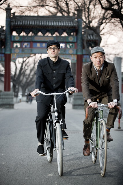 Peter Carney Mao and Tweed run