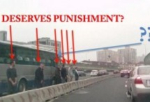 Pissing Laowai Escape Punishment, But Bus Driver Might Get Fined?